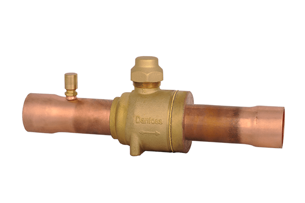 Shut-off Ball Valve