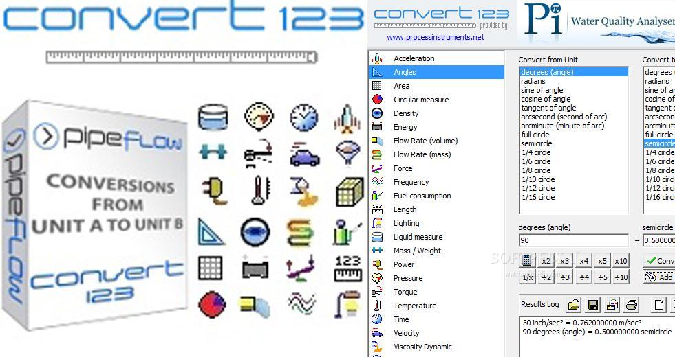 دانلود نرم افزار Convert123