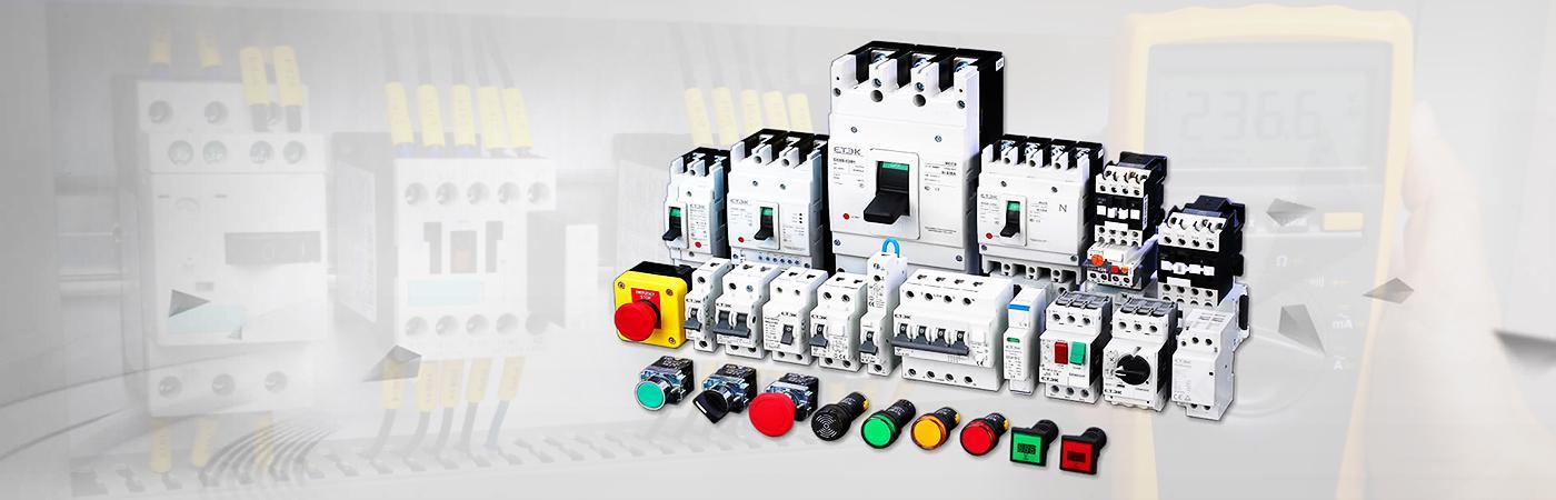 تجهیزات و تابلو برق صنعتی