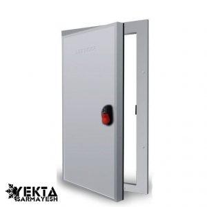 درب یولایی سردخانه